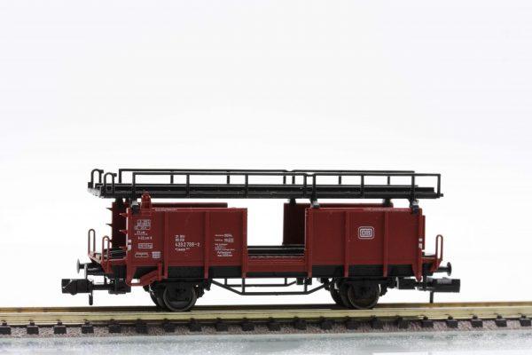 Fleischmann 8224  Double-decker car transporter, DB