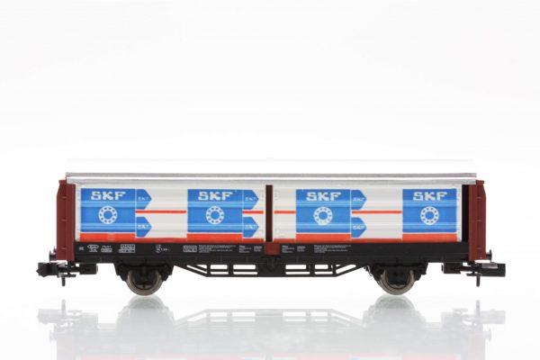"""Fleischmann 8339  Sliding wall wagon """"SKF"""", DB"""
