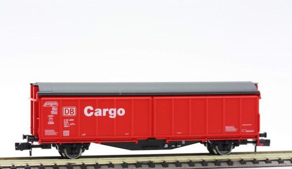 Fleischmann 8372  Sliding wall wagon, DB CARGO