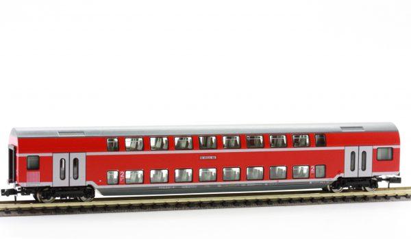 Fleischmann 8625  2nd class double-deck coach, DB AG