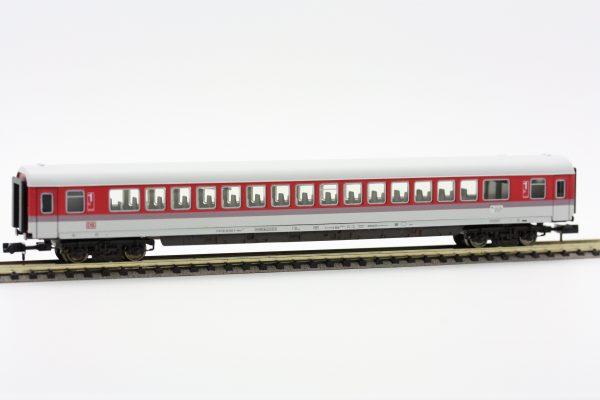 Fleischmann 8685  1st Class  IC/EC Class Passenger Coach, of the DB AG. Working tail light.