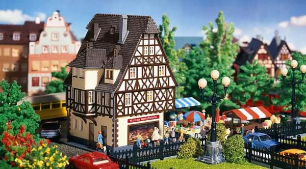 "Faller 938 Half-Timbered House ""MILTENBERG"""
