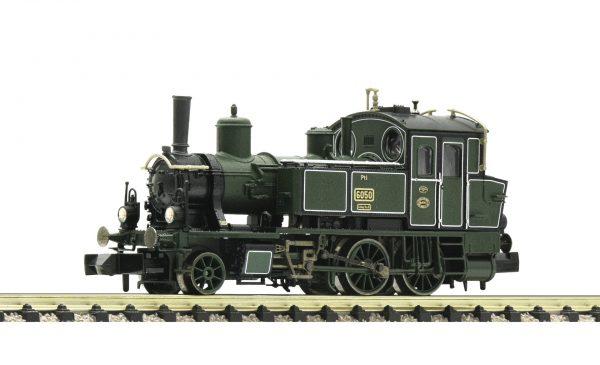 Fleischmann 707085  Steam locomotive type Pt 2/3, K.Bay.Sts.B. (DCC)