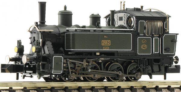 Fleischmann 709903  Steam locomotive type GtL 4/4, K.Bay.Sts.B.