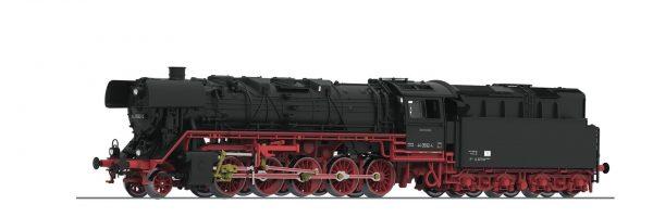 Fleischmann 714472  Steam locomotive class 44.0 with oil tender, DR (DCC w/Sound)