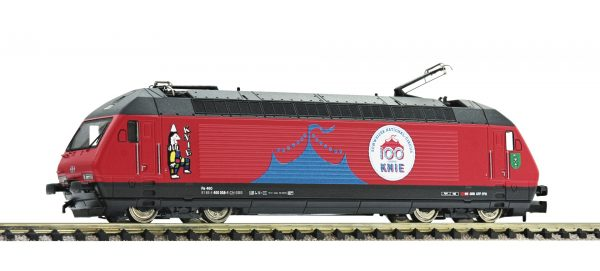 "Fleischmann 731571  Electric locomotive 460 ""Circus Knie"", SBB (DCC/Sound)"