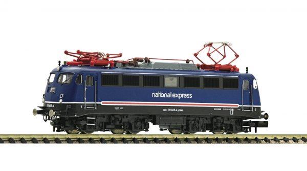Fleischmann 733605  Electric locomotive 110 469-4, NX Rail
