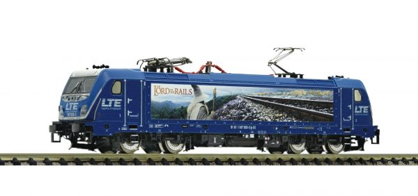 Fleischmann 738973  Electric locomotive class 187, LTE (DCC w/Sound)