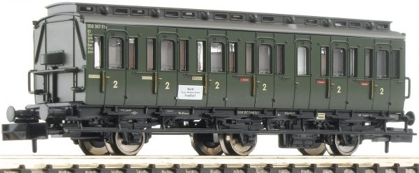 Fleischmann 807002  2nd class compartment coach, type C3 pr 11, DB