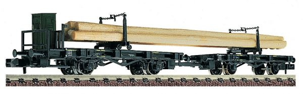 Fleischmann 822301  Swivelling bolster wagon combination type H, K.Bay.Sts.B