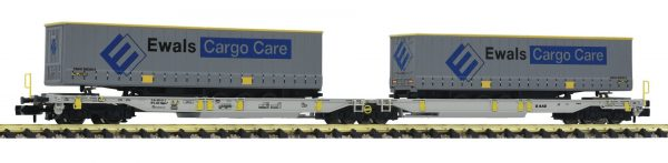 Fleischmann 825008  Articulated double pocket wagon T2000, AAE