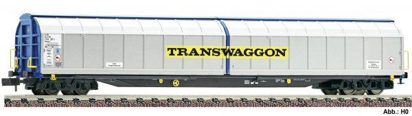 Fleischmann 838310  High capacity sliding wall wagon, TRANSWAGGON