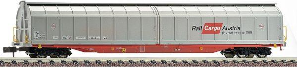 Fleischmann 838314  High capacity sliding wall wagon type Habbillns, ÖBB (RCA)