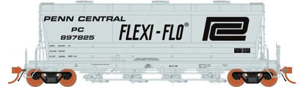 Rapido Trains  ACF PD3500 Flexi Flo: PC Billboard Repaint 963H #897854