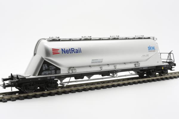 "Heris 15519  Silo Wagon ""NetRail"""