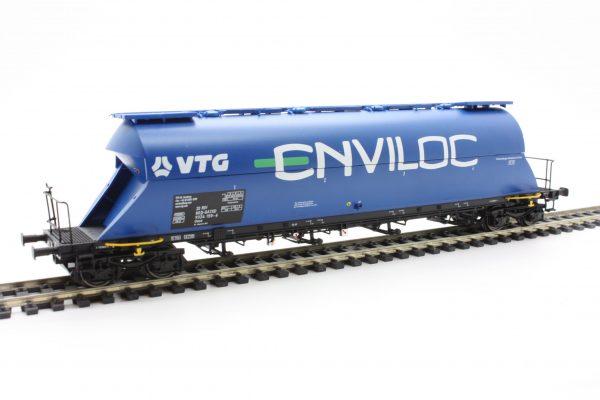 """Heris 80091-2  Silo Wagon """"VTG/ENVILOC"""""""