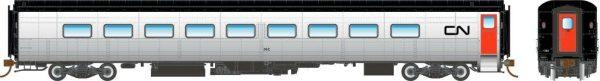 Rapido Trains  Canadian National Tempo Passenger Coach