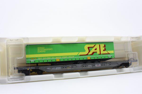 "Kombimodell 10320.09  Pocket Wagon T4.1 Hupac / SBB ""SAE"""