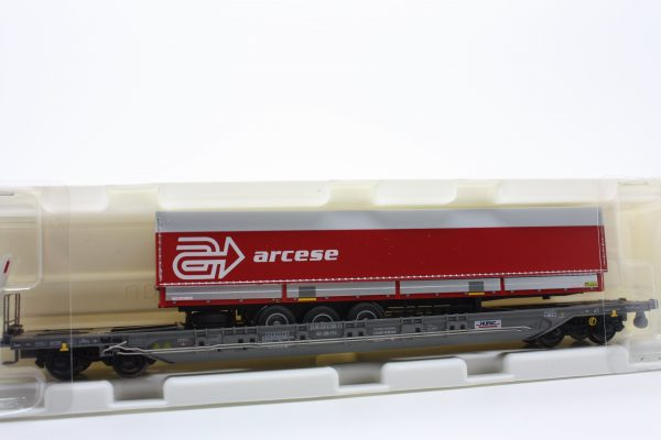 "Kombimodell 10320.09  Pocket Wagon T4.1 Hupac / SBB ""ARCESE"""