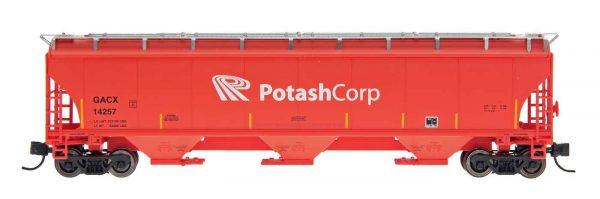 InterMountain Railway 472117  Potash  Trinity 5161 Cu. Ft. Hopper