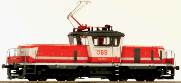 Jägerndorfer 23630 Electric Locomotive  1163.011-8 ÖBB