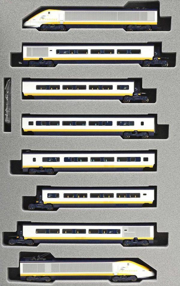 """Kato 10-327 """"EUROSTAR Set"""