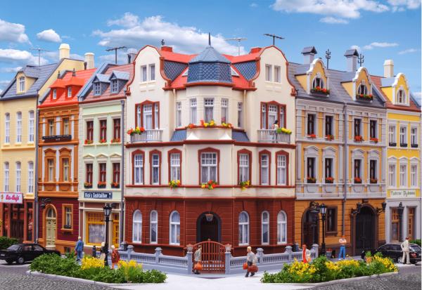 Kibri 8280  Corner Apartment Diplomatenvilla Bonn