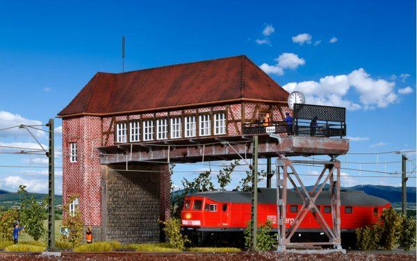 """Kibri 9472   Bridge signal tower """"HAMM"""""""