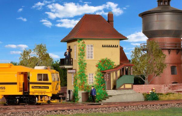 """Kibri 9480   Signal tower """"LANGENSTEIN"""""""