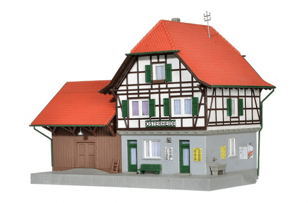 "Kibri 9517  Train Station ""Osterheide"""