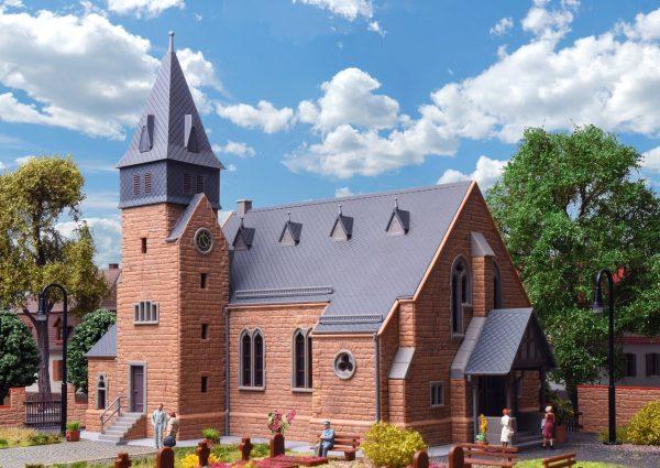 Kibri 9774  Church