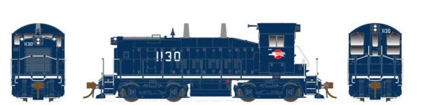 Rapido Trains  Missouri Pacific Diesel Locomotive SW1200