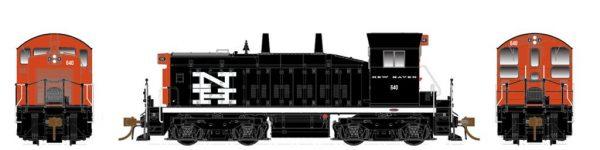 Rapido Trains  New Haven Diesel Locomotive SW1200
