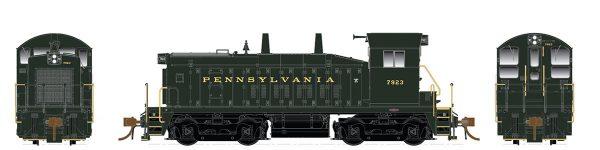 Rapido Trains  Pennsylvania Diesel Locomotive SW1200