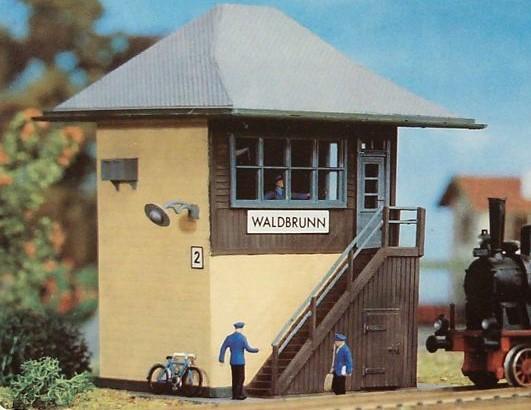 """Pola 1010  Signal Tower """"WALDBRUNN"""""""