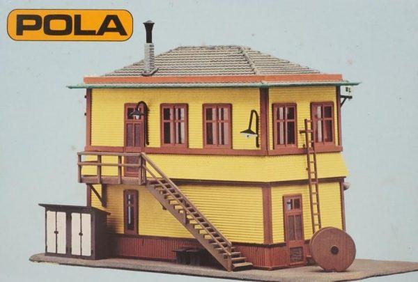 Pola 354  Signal Box