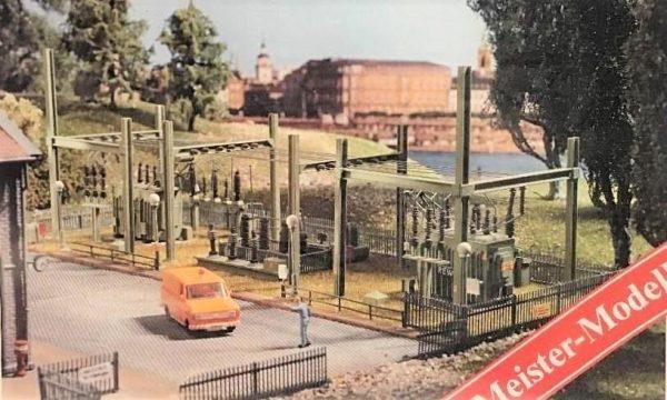 "Pola 618  ""EISFELD"" Transformer Station"
