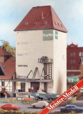 Pola 844  BayWa Grain Elevator