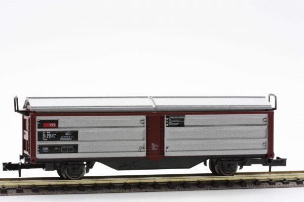 Roco 25226  SBB Sliding roof wagon Tbis
