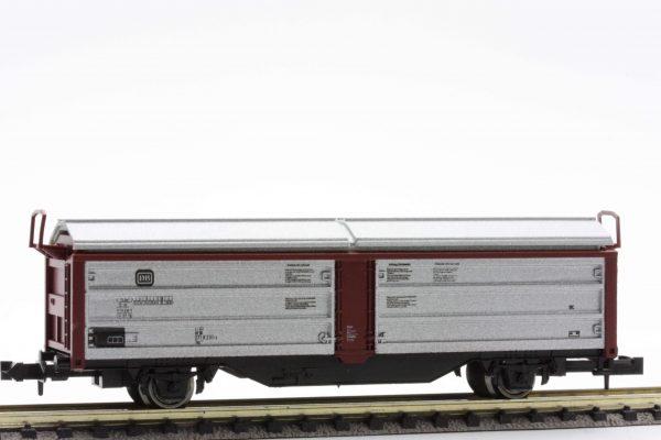 Roco 25227  DB Sliding roof wagon Tbis 870