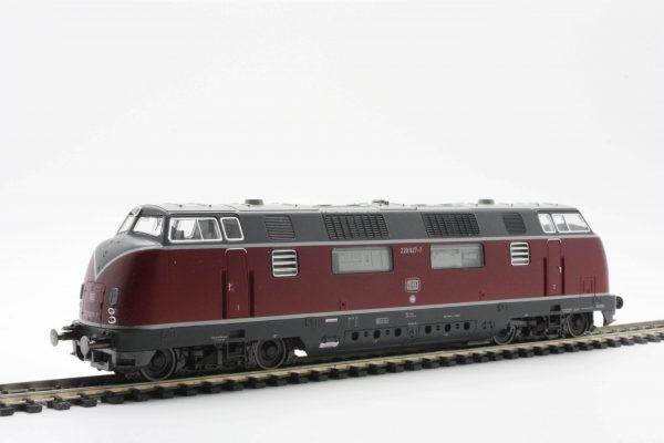 Roco 43523  Diesel Locomotive class 220, DB