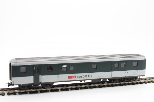 Roco 44334  SBB Baggage wagon