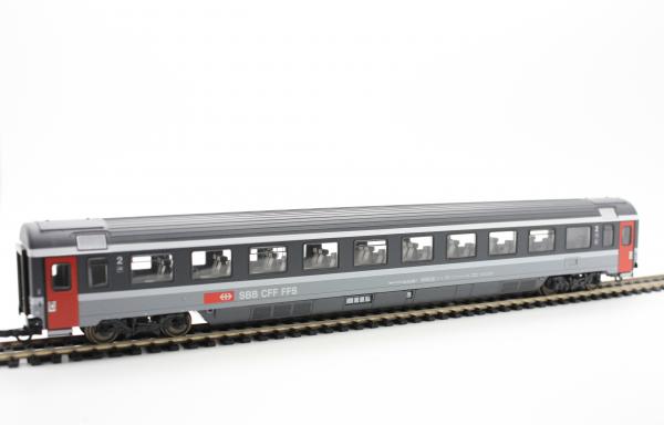 Roco 44770   2nd Class Eurocity passenger car, SBB