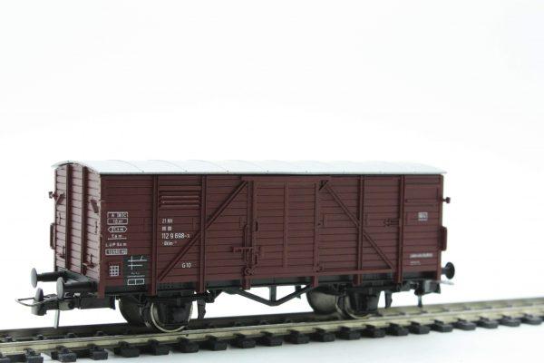 Roco 46001 Flat roof boxcar, DB