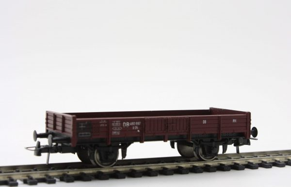 Roco 46011 Low-sided goods wagon of the DB