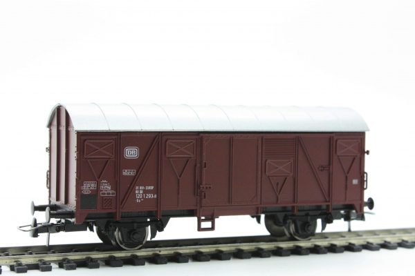 Roco 46014 Boxcar of the German Federal Railways