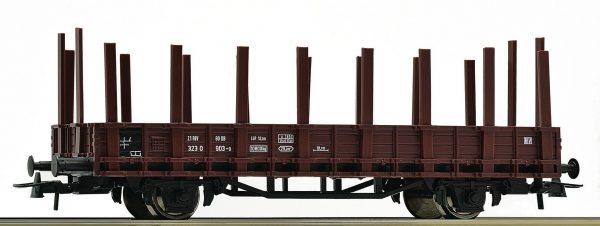 Roco 46031  Stake wagon, DB