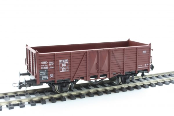 Roco 46058 Open goods wagon of the DB