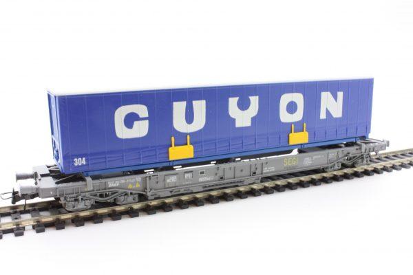 Roco 46374 Container wagon, SNCF