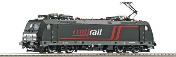 Roco 62505  Electric Locomotive, class BR 185.2, Crossrail